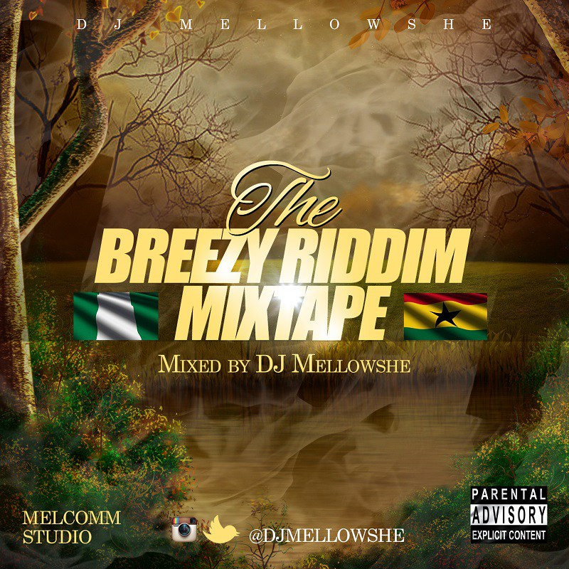 DJ-Mellowshe-The-Breezy-Riddim-Mix